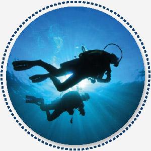 diving center ognina